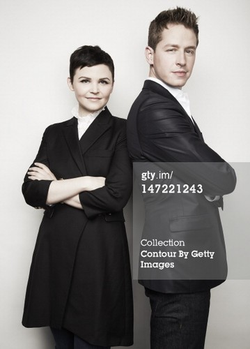 Ginnifer Goodwin & Josh Dallas