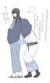 Gintoki & Katsura xD