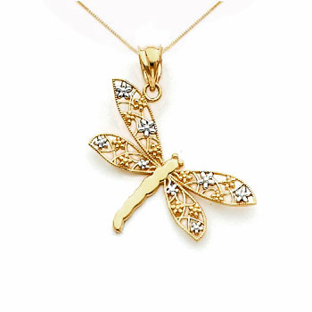 ginto Dragonfly Jewerly