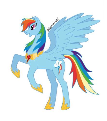 Grown Up Dashie