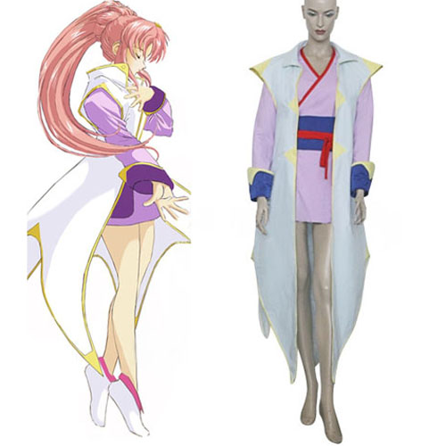 Gundam দেওয়ালপত্র called Gundam Seed Lacus Clyne Fighting Cosplay Costume
