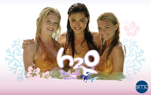 H2O Poster