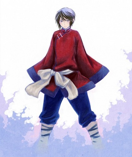 Hetalia wallpaper possibly containing a surcoat, a cloak, and a tabard titled HAPPY BIRTHDAY HONG KONG!!!