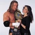 HHH and steph