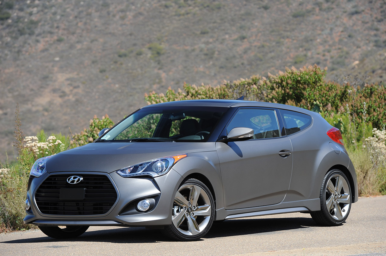 Hyundai Images Hyundai Veloster Turbo Hd Wallpaper And Background