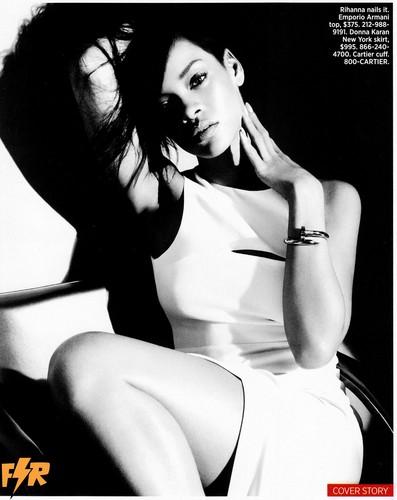 Harper's Bazaar Magazine [August 2012]