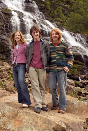 Harry Potter and the Goblet of आग Promotional