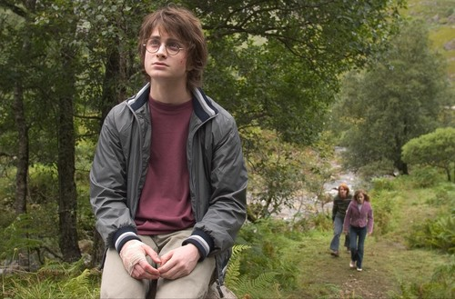 Harry Potter and the Goblet of огонь Promotional