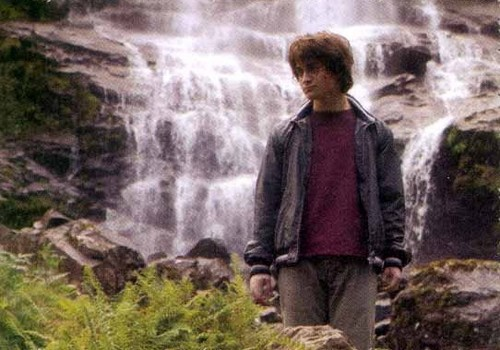 Harry Potter and the Goblet of আগুন Promotional