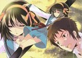 Haruhi in Trouble!- The Astonishment of Haruhi Suzumiya