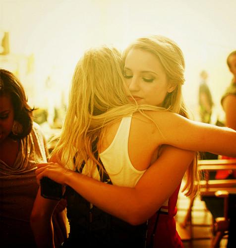 Heather & Dianna