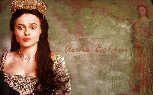 Helena Bonham Carter as Anne Boleyn