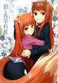 Horo and Holo - the-random-anime-rp-forums photo