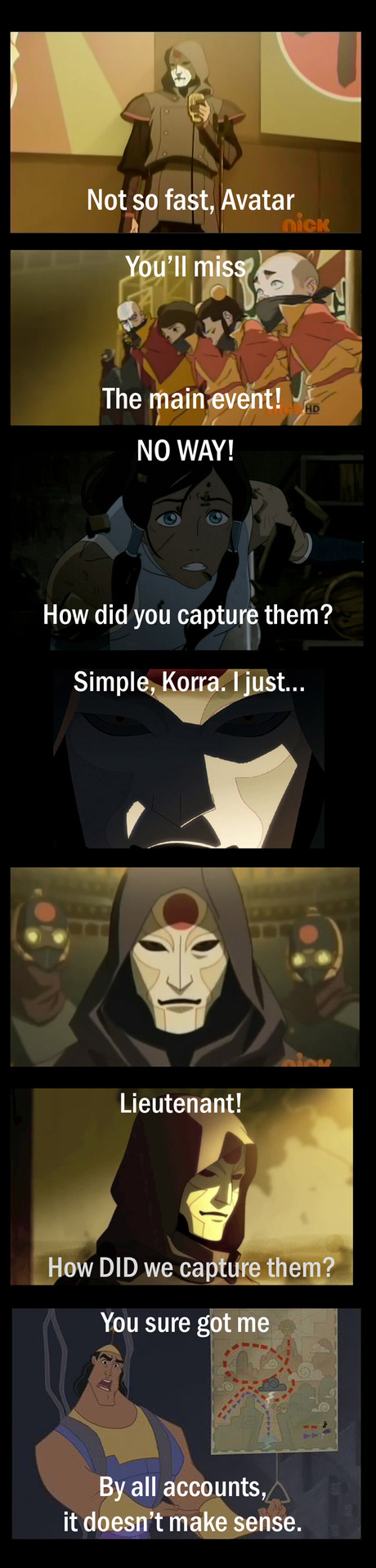 How DID we capture them?