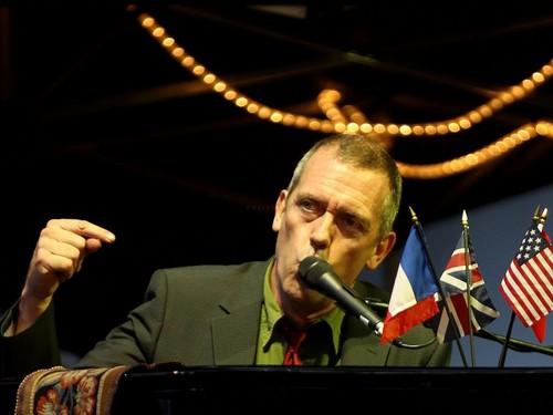 Hugh Laurie -Cognac Blues Passions 05.07. 2012