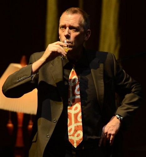 Hugh Laurie-London 02.07.2012