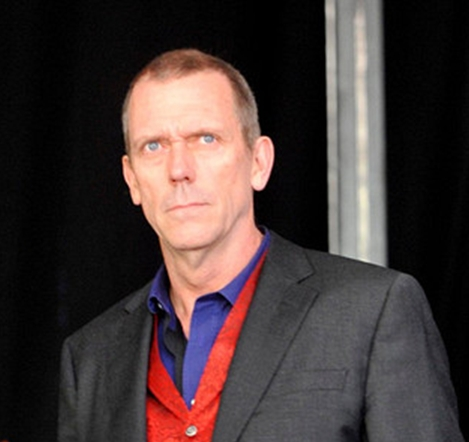 Hugh Laurie at the Cornbury Festival. 2012  - hugh-laurie Photo
