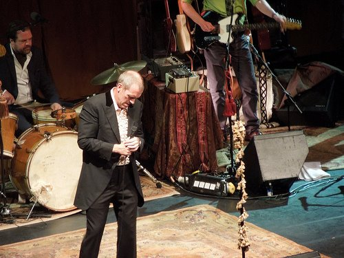 "Hugh Laurie at the ""Glasgow Royal konsert Hall"" - Glasgow.."