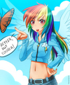 Human MLP - humanized-my-little-pony photo
