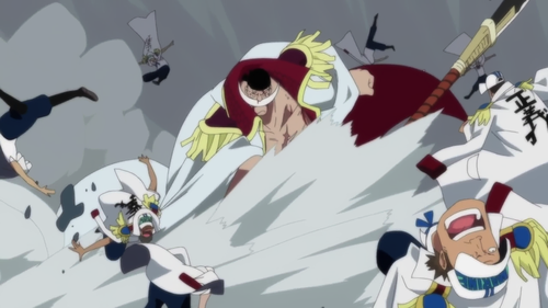 I AM WHITEBEARD