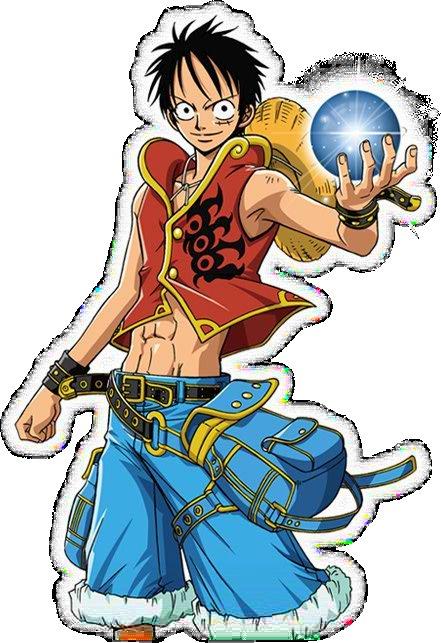 I l'amour Luffy