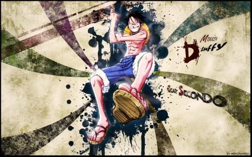 I cinta Luffy