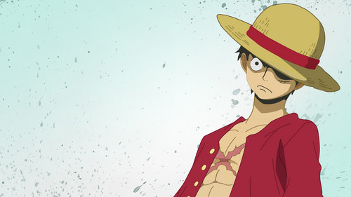 Monkey D. Luffy wallpaper entitled I love Luffy