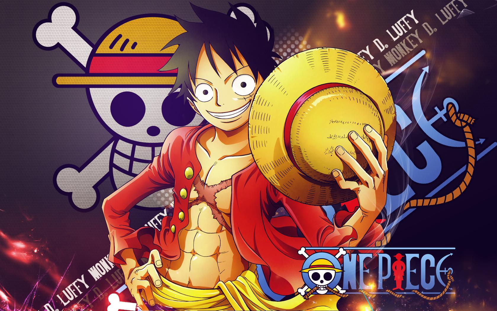 I 사랑 Luffy