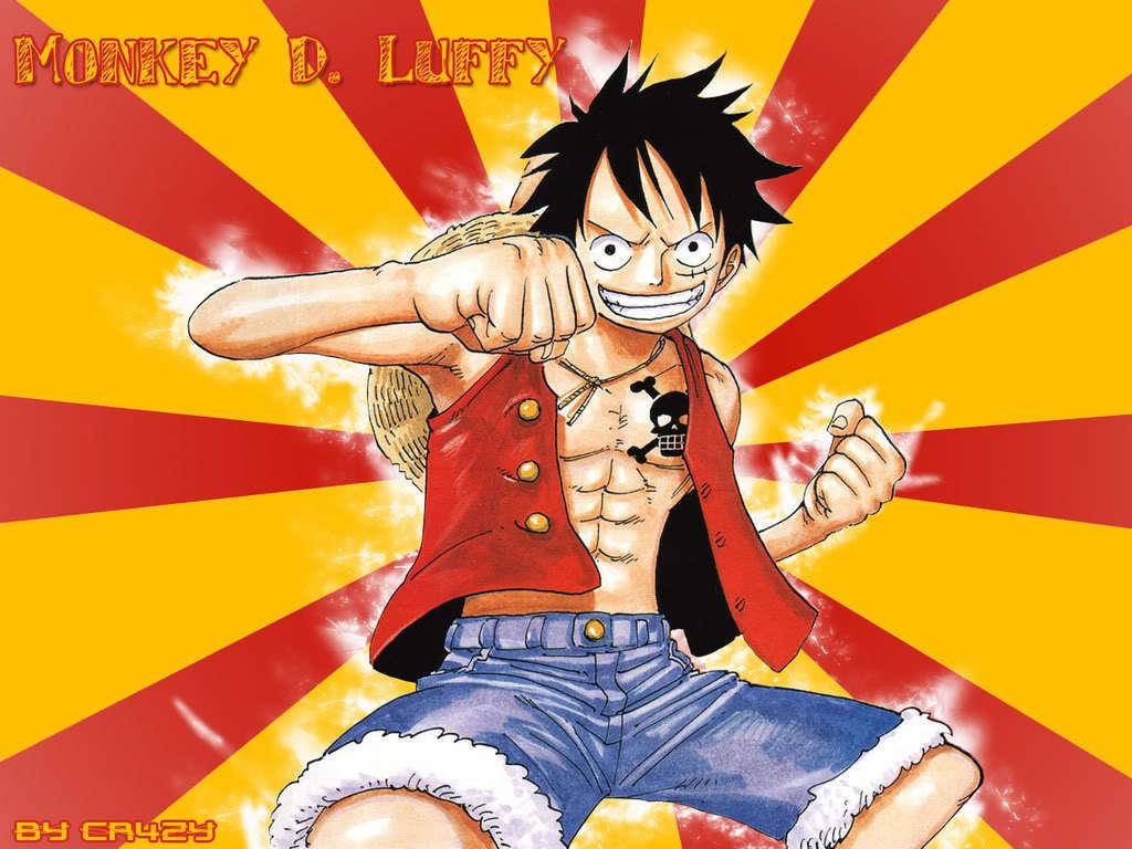 I प्यार Luffy