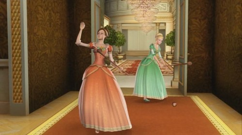 I've got Maxwell's Hammer, Daddy! - barbie-in-the-12-dancing-princesses Photo