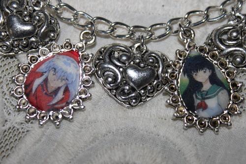 犬夜叉 charm bracelet