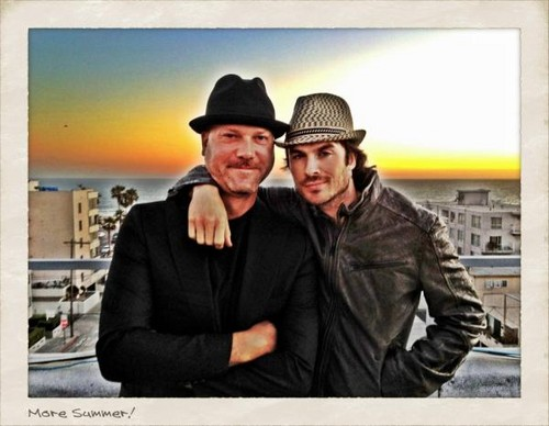 Ian Somerhalder twitter pictures - ian-somerhalder Fan Art
