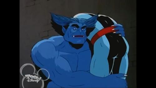 Iceman 'X-men : The Animated Series'