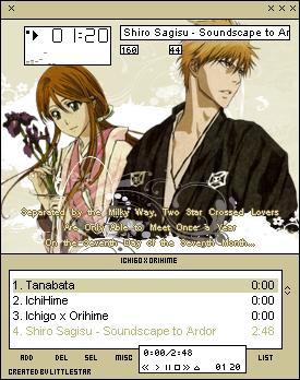 Ichihime tanabata win skin by chiisanahoshi ichigo and orihime