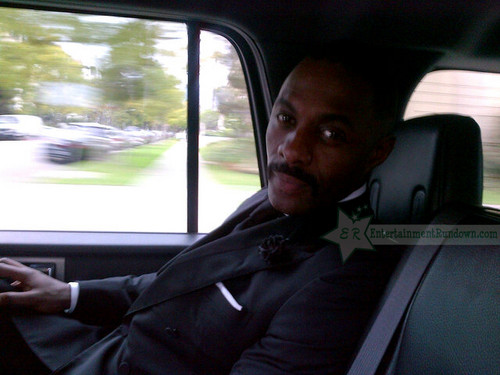 Idris Elba Golden Globes 2012