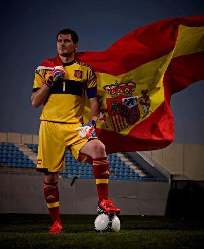 Iker Casillas-Spain v Italy - UEFA EURO 2012 Final