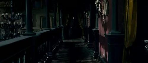 In the corridor