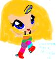 Irene's pixie