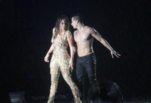 JLo Wraps Up Latin American Leg of World Tour