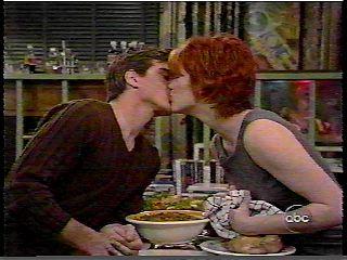 Jack with Rachel