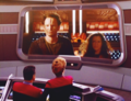Janeway and Chakotay - Always side by side