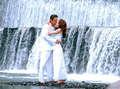 Janeway and Chakotay - Wedding