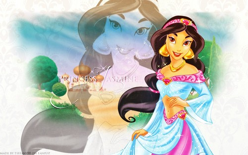 Disney Princess wallpaper titled Jasmine