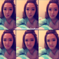 Jessica Latest Selca~