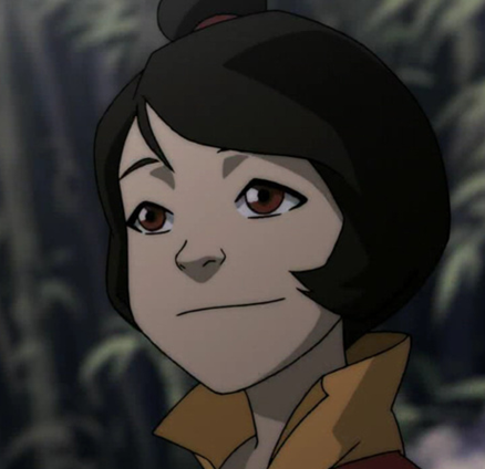 Jinora - avatar-the-legend-of-korra Photo