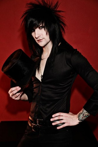 Jinxx new make up