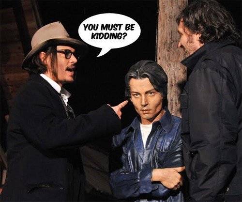 Johnny - you must kiddin - johnny-depp Photo