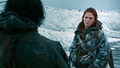 Jon and Ygritte - nights-watch photo