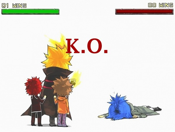 K.O'd
