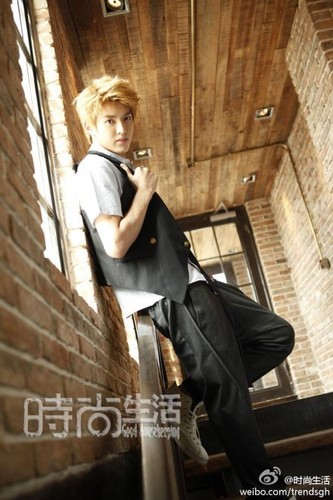 KRIS @ Men's Health
